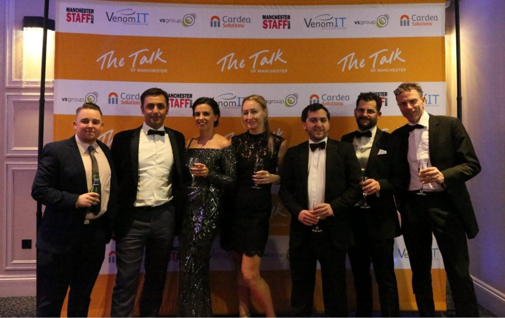 Talk of Manchester Awards 2019